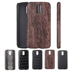 Luxury Men's Business PU Leather + PC Hard Skin Case Cover For MOTO G4/ G4 Plus…