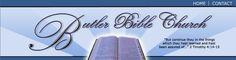 Butler Bible Church - Butler,PA - Pastor Steve DeMar