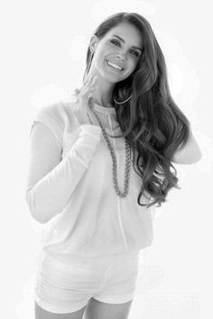 Lana Del Rey ❤ Thanks for 1k