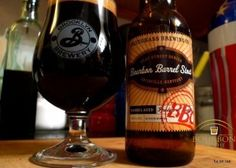 Bourbon Barrel Stout. One of the great Bourbon Beers. Great review article.