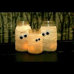 Le mummie lanterna