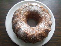 Koňaková bábovka, která se vždy povede Bagel, Doughnut, Pasta, Bread, Desserts, Food, Youtube, Tailgate Desserts, Deserts