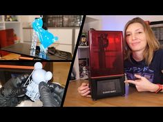 Que vaut la Elegoo Mars ? Imprimante 3D résine vraiment pas cher ! - YouTube