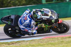 Test MotoGp Brno: Lorenzo el más rápido. Alex Lowes prueba la Tech3