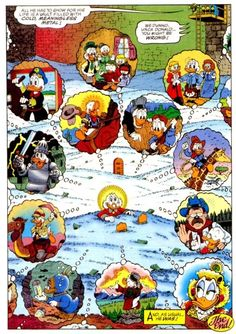 Don Rosa The life and times of $crooge McDuck