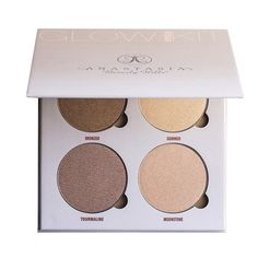 ABH Glow Kit Powder Highlighter SUN DIPPED Palette