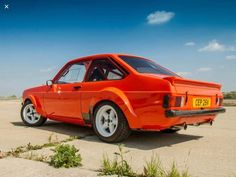 Escort Mk1, Ford Escort, Turbo Car, Ford Classic Cars, Old Fords, Car Ford, Jdm, Rally, Vans