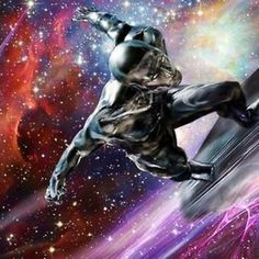 Silver Surfer screenshots, images and pictures - Comic Vine