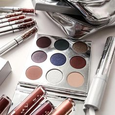 @kyliecosmetics: Ok guys here are the prices!  Lip Kit Ornament $30 Holiday Kyshadow Palette $42 4 piece full size kit $45  Creme Shadow $20 Mini Kit $36  Gloss Ornament $15  Metal Ornament $18 Kyliner $26  Makeup bag $36 Big box $290