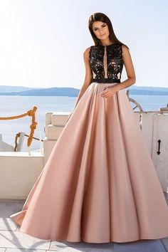 Длинные вечерние платья,style 17107, $ 839