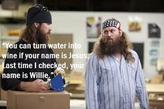 Best show ever! Duck Dynasty. <3
