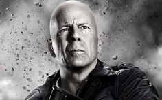 Bruce Willis queria ganar un millon de dolares diarios en Los indestructibles 3
