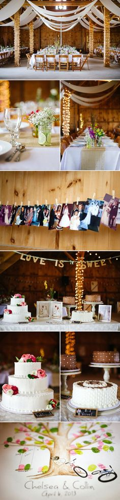 Summer Camp Barn Wedding. This IS what my wedding will look like!