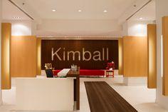Kimball invites you into our New York showroom.