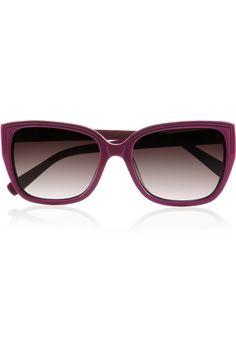 MARC BY MARC JACOBS D-Frame acetate sunglasses