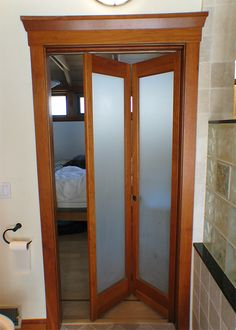 bifold bedroom doors - Google Search