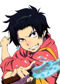 Blue Exorcist : Rin