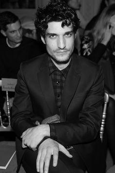 Louis Garrel au défilé Valentino haute couture printemps-été 2014