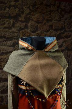 Vikings, Viking Hood, Viking Dress, Viking Clothing, Norman, Cosplay, Clothes, Ideas, Fashion