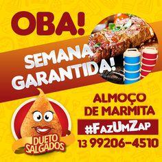 Disk Almoço em Santos-SP - DUETO SALGADOS - FIRE MÍDIA  http://firemidia.com.br/disk-almoco-em-santos-sp-dueto-salgados-fire-midia/