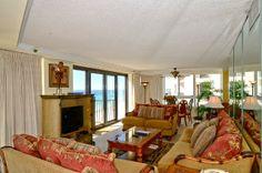 Beachside Two 4331 -13th flr -2BR 2BA+Den-Sleeps 6 | #beachfront #rental #sandestin #myvacationhaven