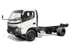 Hino 300 Series WU412L-FT Light Duty (2015)