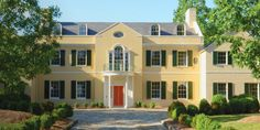 Georgia, Mansions, House Styles, Home Decor, Decoration Home, Manor Houses, Room Decor, Villas, Mansion