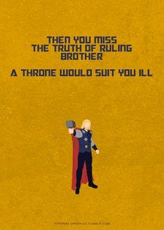 I love this line. #avengers