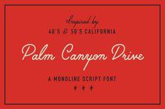 Palm Canyon Drive   RetroSupply Co