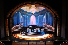Robin Vest is a Set Designer for Theater and Opera. Stage Set Design, Set Design Theatre, Animal Crackers, Nightclub Design, Borders And Frames, Scenic Design, Event Marketing, Light Installation, Theater