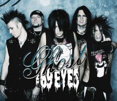 Ghost is my favorite song (other than Brandon Lee) by The 69 Eyes. They are from Helsinki, Finland!