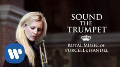 ALISON BALSOM - Sound the Trumpet (Royal Music of Purcell & Handel) Nigel Kennedy, Royal Music, B Flat Major, Herbert Von Karajan, Trumpet Players, Rule Britannia, Maria Callas, Lifestyle News, Queen Elizabeth Ii