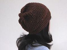 Ravelry: Hinagiku Hat pattern by 87knit