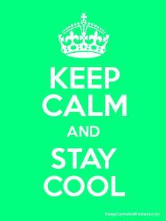 I'm always Cool!!