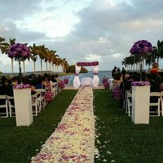 VENUE: Deering Estate -Ceremony Space (we'd decorate it differently, but just to get a sense of the space)