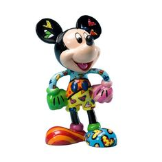 Disney by Britto from Enesco Mickey Sweetheart Figurine 425 *** You can get more details by clicking on the image.