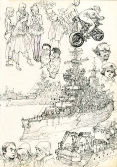 Junggi Kim, Kim Jung, Figure Drawing, Art School, Location History, Twitter Sign Up, Vintage World Maps, Drawings, Character