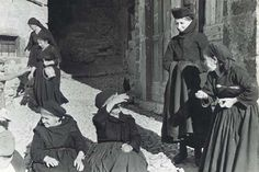 Christmas at Scanno by Henri Cartier-Bresson