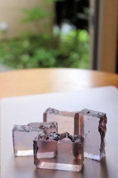 世界で一番クリアな『水せっけん』 |新潟 手作り石鹸の作り方教室 アロマセラピーのやさしい時間