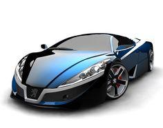 Peugeot Concept Car http://www.fanpop.com/spots/peugeot/images/24935364/title/peugeot-wallpaper