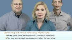 Watch this wonderful videos to get information on why debit cards fall short