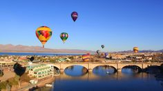 Check out this week's things to do around the state, including Havasu Balloon Festival, Flagstaff BrewHaHa, Nerd Poetry Slam and more.