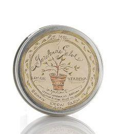 Lemon Verbena Gardener's Salve 4 oz by Bonny Doon Farm