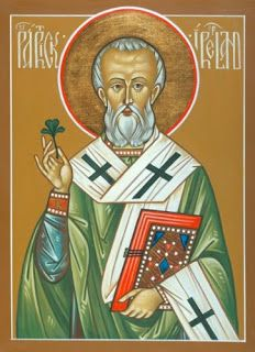 St. Patrick - an Orthodox Saint? - The Catalog of Good Deeds