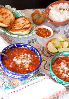 The first time I ever tasted pozole was in New Mexico, where it is usually spelled posole. It was pozole blanco (white pozole) and it was difficult for me not to compare it to the delicious red spicy menudo I grew up eating. After that first bowl I wasn't interested in ever learning how to …