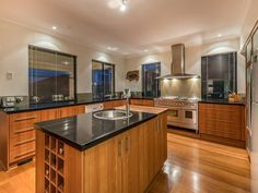 Photo of a kitchen design from a real Australian house - Kitchen photo 8557409