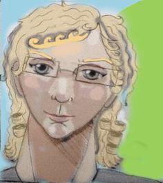 Broken wings character design Karen Murphy illustration