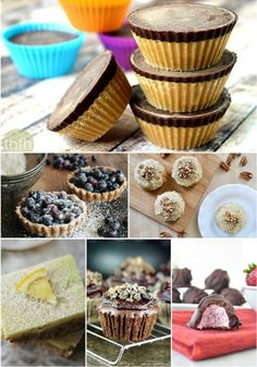 Finding healthy snacks for diabetics can be tricky. But these quick and easy snack recipes will help keep your energy up and your blood sugar balanced. Healthy Dessert Recipes, Raw Food Recipes, Easy Desserts, Delicious Desserts, Healthy Snacks, Healthy Eating, Healthy Cookies, Detox Recipes, Sweet Desserts