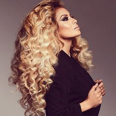 Get thicker hair in seconds with the help of Remy Clips clip-in Hair Extensions! Visit us today at www.remyclips.com