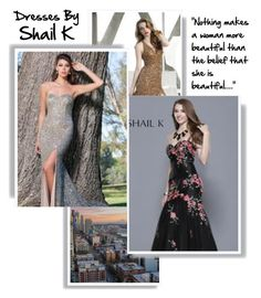 """Shail K // Signature Dress / Weekend"" by shailkdresses ❤ liked on Polyvore"